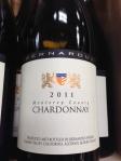 2011 Bernardus Chardonnay