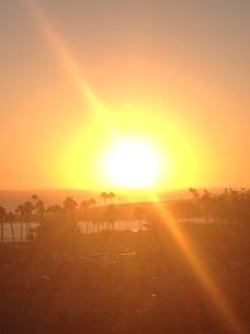 CDM Sunset 2