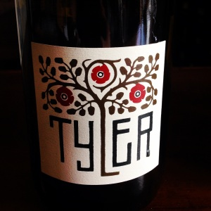 Tyler Winery Label
