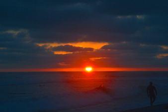 San Onofre Sunset 12