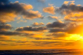 San Onofre Sunset 9