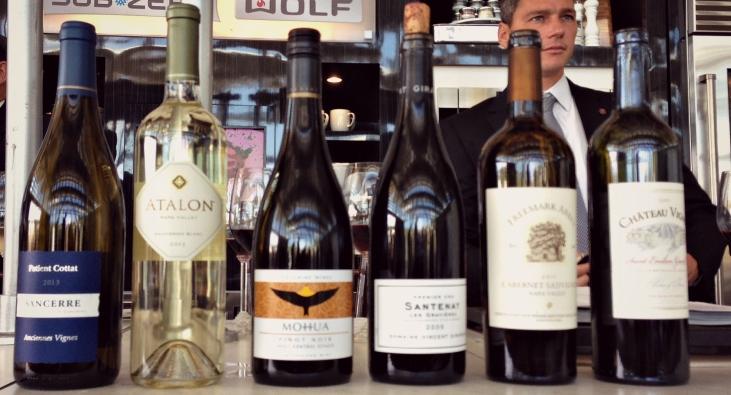 Wines included : Sauvignon Blanc vs Sancerre, Pinot Noir vs Burgundy, Cabernet Sauvignon vs Bordeaux