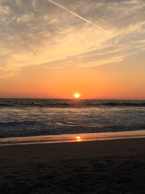 March Madness - Newport Sunset