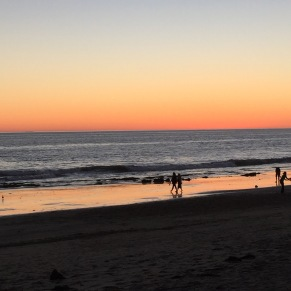 Santa Barbara Sunset - Arroyo Burro Beach