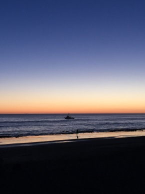 Santa Barbara Sunset - Arroyo Burro Beach