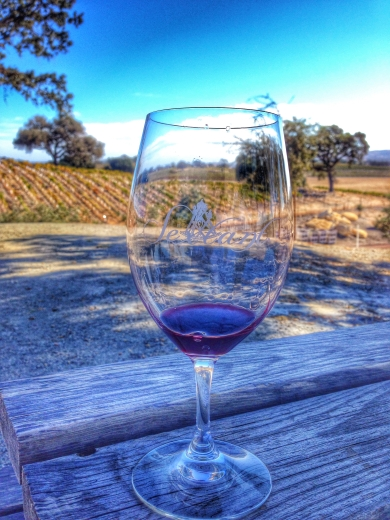 Sextant also has some great picnic tables out and around the tasting room. http://www.sextantwines.com/