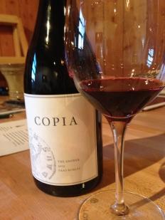 Copia Vineyards http://www.copiavineyards.com/