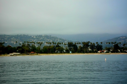 Santa Barbara from Water