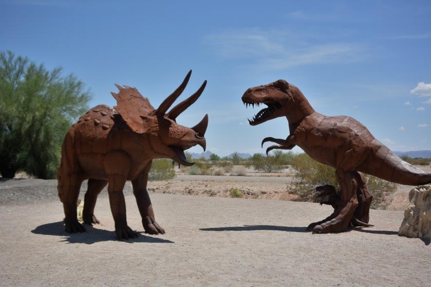 Gila Bend Dinosaurs