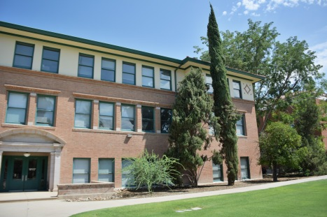 University of Arizona Communication Building