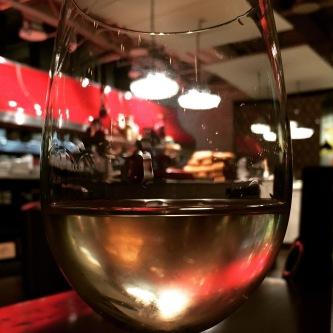 Wine at North Italia, Tucson Arizona