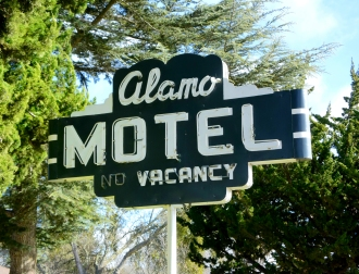 Alamo Motel - the hipster motor lodge of your dreams!